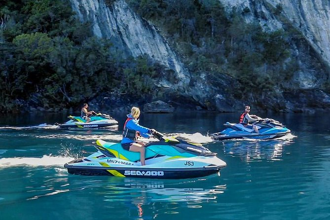 Lakeland Jet Ski Adventure Tour - Lake Wanaka