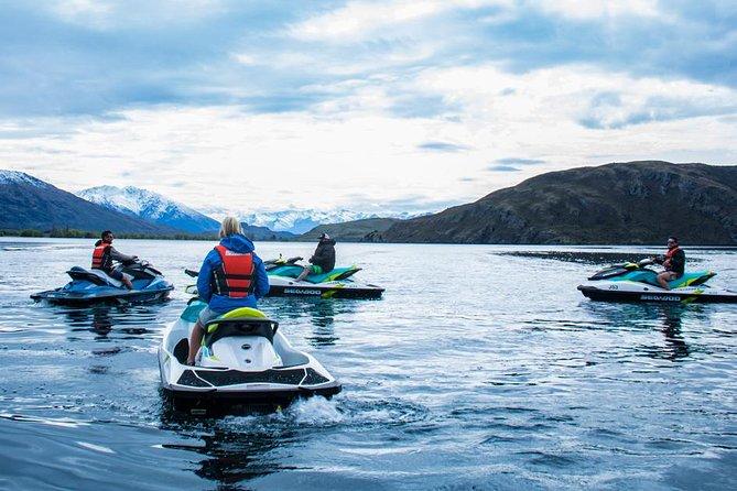 Lakeland Jet Ski Adventure Tour - Lake Wanaka