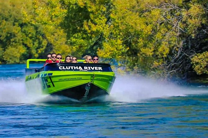 Lakeland Jet Boat Adventure - Clutha River