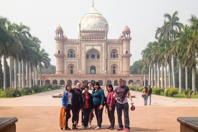 Delhi private group sightseeing