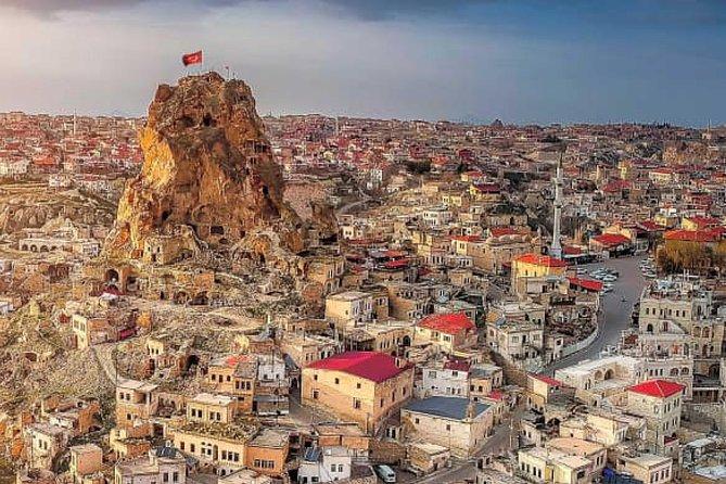 Cappadocia Highlights & Fairy Chimneys (Red Tour) – Full Day