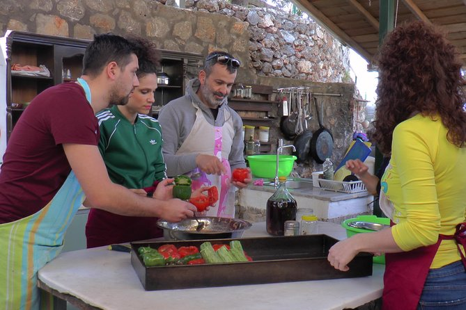 Cooking class and Authentic Greek Lunch in Messinia, Greece!