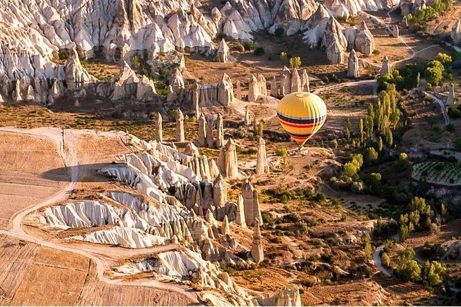 Cappadocia Ihlara Valley & Göreme (Green Tour) – Full Day