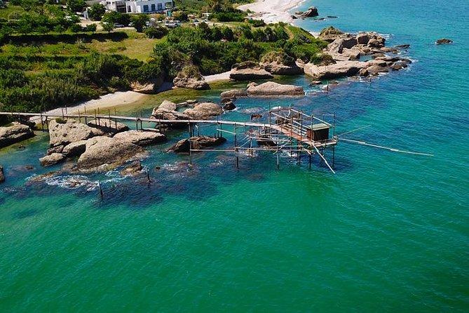 Tour Costa dei Trabocchi and Punta Penna Lighthouse