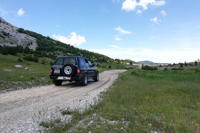 Off-road adventure in Mostar
