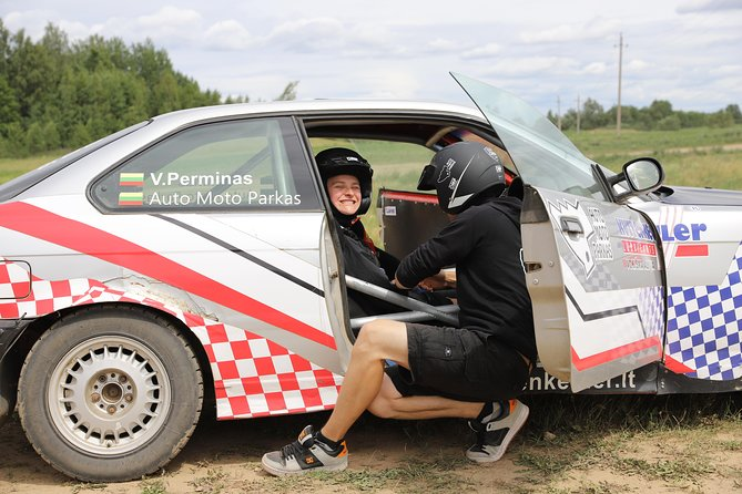 BMW Rally ride