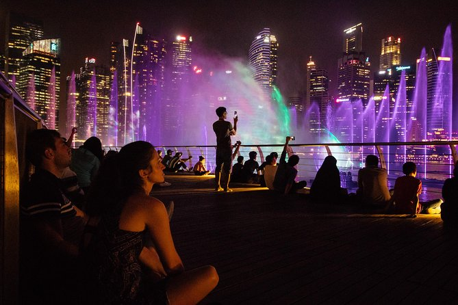 Private Family Night Out in Singapore Tour photo 1