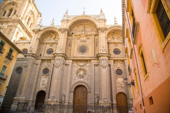 Cathedral, Royal Chapel & Historical Center