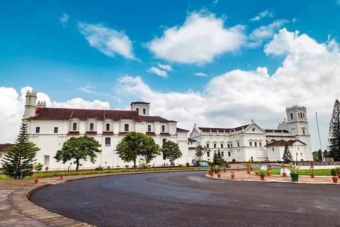 Churches of Goa - Spiritual Walking Tour