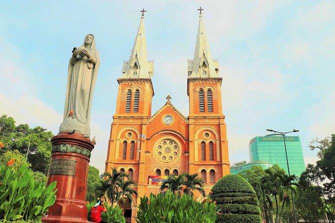 Excursão de Aventura Cidade de Ho Chi Minh Discovery para grupos pequenos