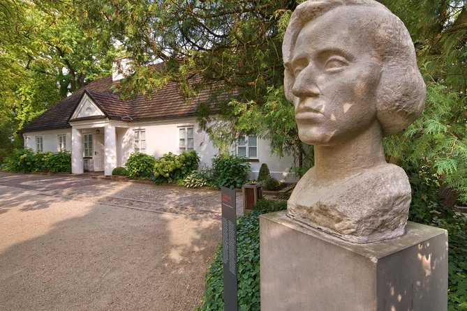 Fryderyk Chopin and Zelazowa Wola - Half Day Tour from Warsaw by private car