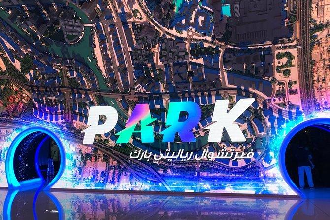 Dubai Mall VR Park Experience