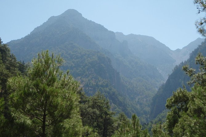 Samaria Gorge: a Trip Into the History of Earth