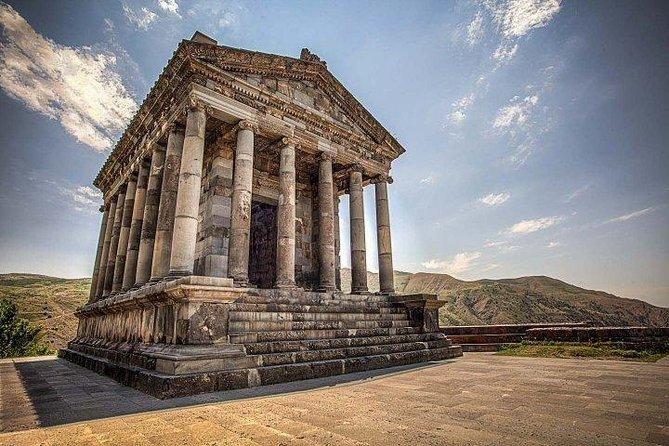 Hellenistic Garni Temple and Geghard Monastery