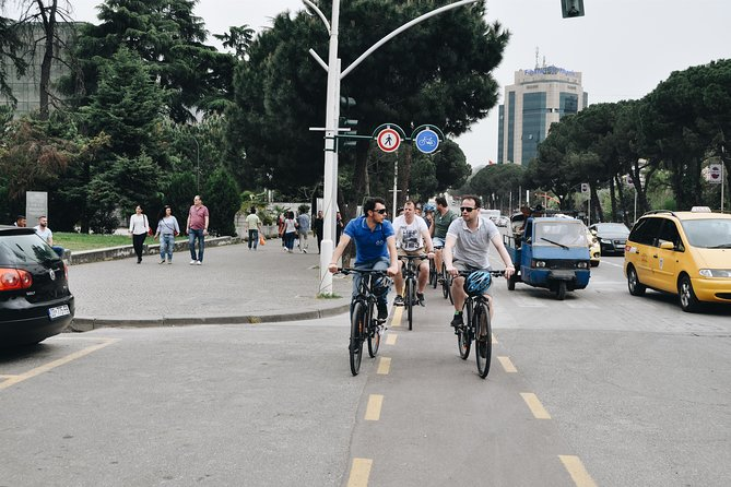 Tirana Bicycle Tour photo 2