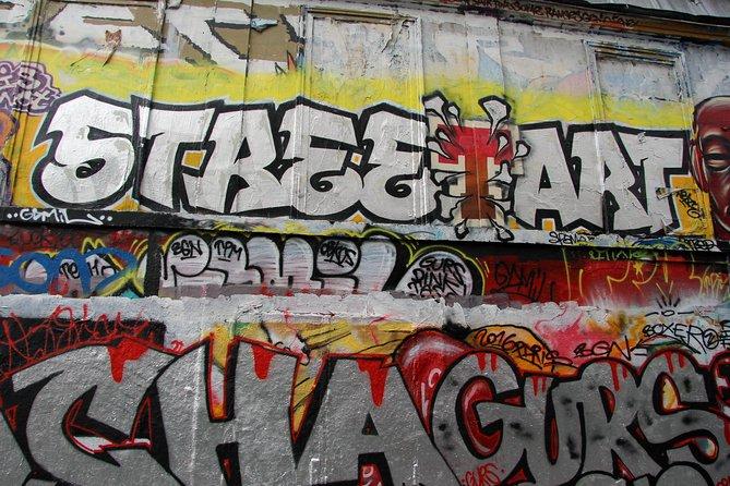 Paris Street Art Walking Tour