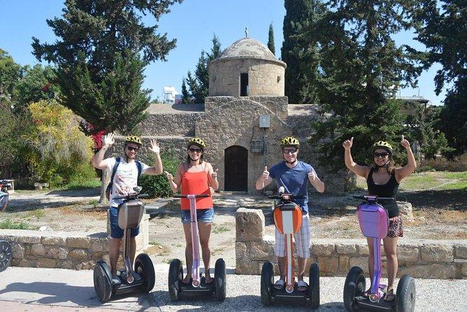 The Paphos Segway Tours