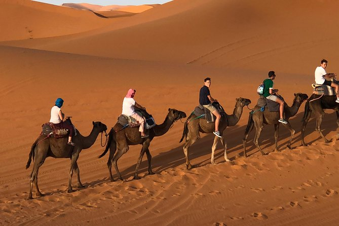 3 days tour from marrkach to Merzouga desert with Sahara Camel tours