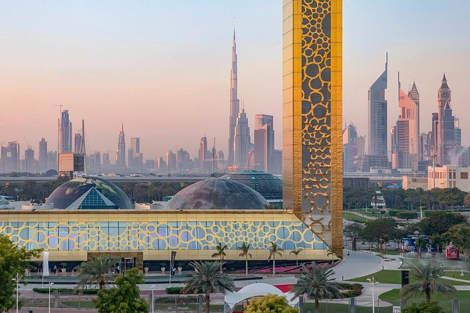 Dubai Frame with Tickets and Sharing Transfers