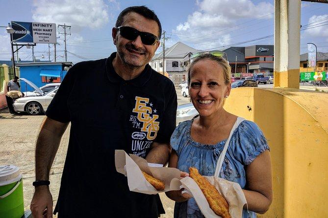Trinidad Afternoon Snacks Food Tour