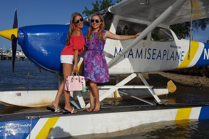 Miami Highlights Seaplane Tour with Live Commentary