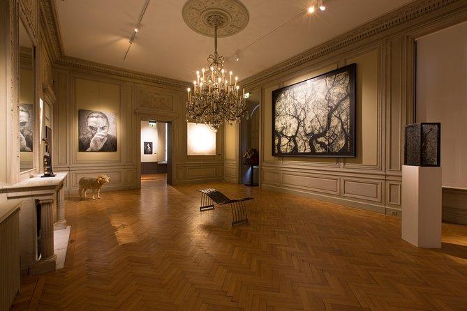 Visit of the Bernard Magrez Cultural Institute