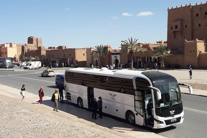 Private transfer from Casablanca to Fez