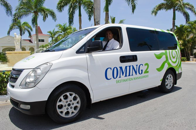 Shuttle Transfer Cancun Airport - Puerto Aventuras
