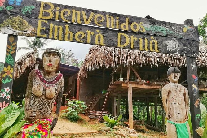 Embera Village and Jungle Tour