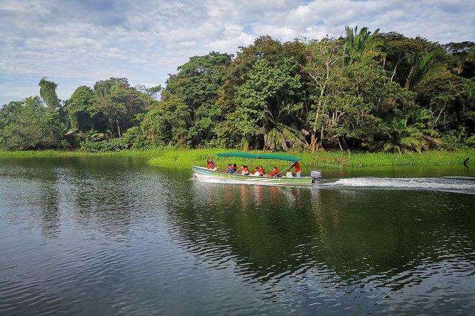 5 Hr Combo-Panama Canal boat ride+Monkey Isles+Rainforest walk & Local Breakfast