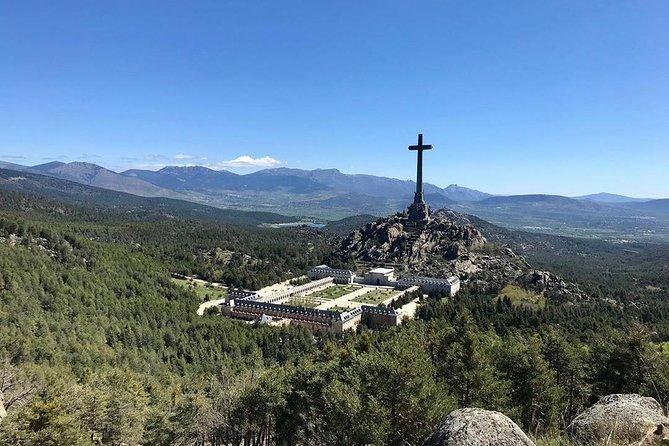 El Escorial and Valle de los Caídos excursion
