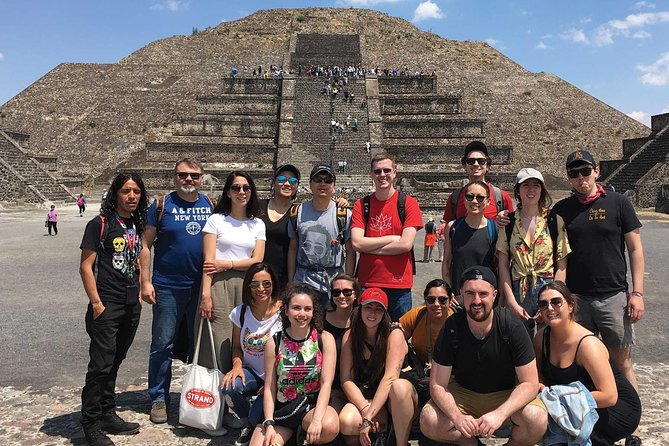Teotihuacan Private Tour with Hotel Pick up