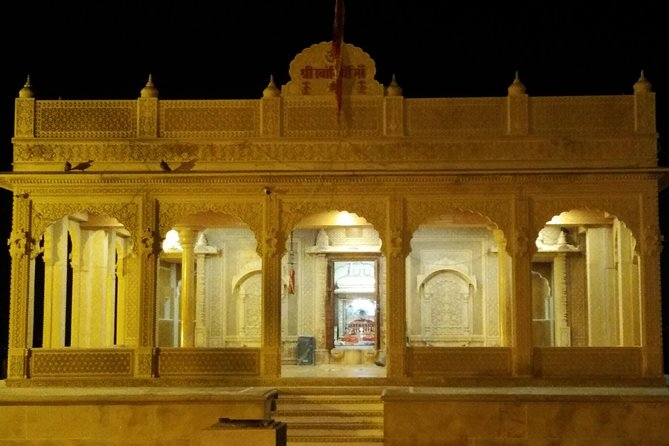 Private Heritage Walking Tour in Jaisalmer Fort and Old Bazaar
