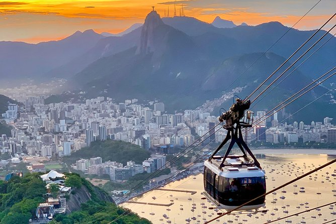Carnival Special: Corcovado and Sugar Loaf Shore Excursion Tour