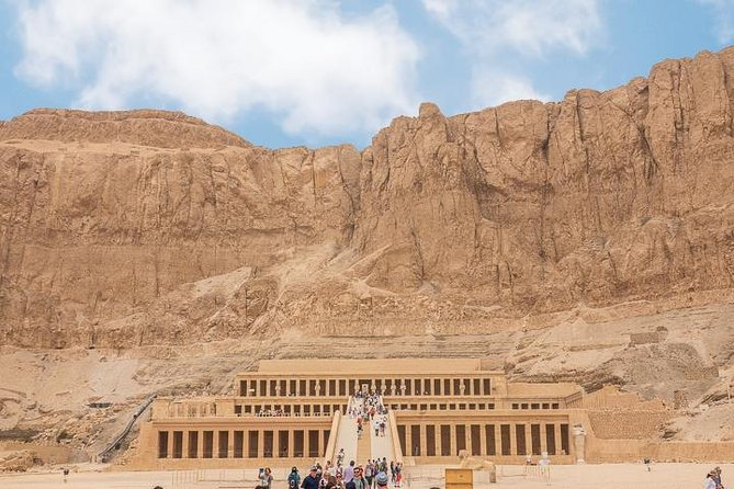 Full day Tour to West Bank include Medinet Habu and the Valley of Nobels photo 6