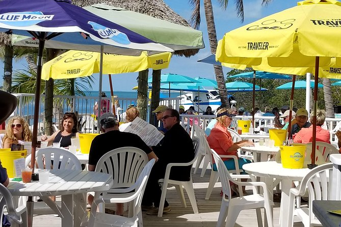 Seaplane Fly and Dine in Florida Keys