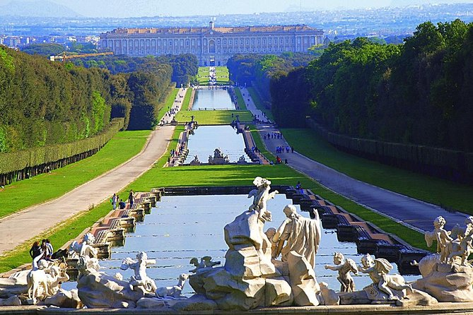 Royal Palace of Caserta Private Tour from Rome