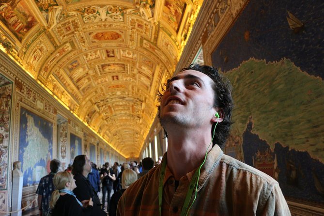Flash Vatican & Sistine Chapel Tour