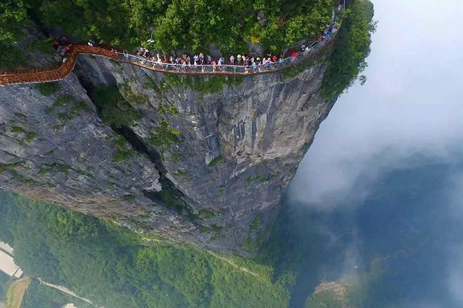 All-inclusive 3 Days Private Zhangjiajie Tour Includes Mt.Tianmen & Evening Show