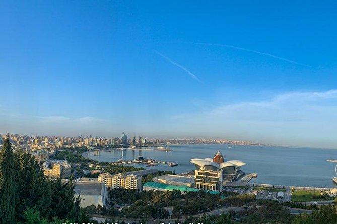 Old and Modern Baku Tour