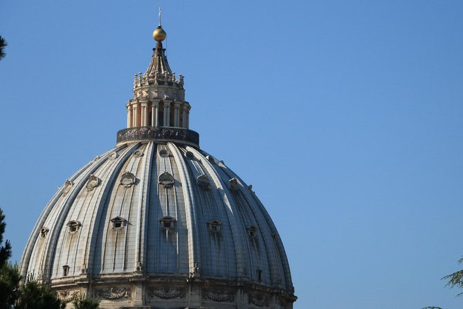 Ultimate St. Peter's Basilica Dome Climb and Tour with Papal Crypts photo 7