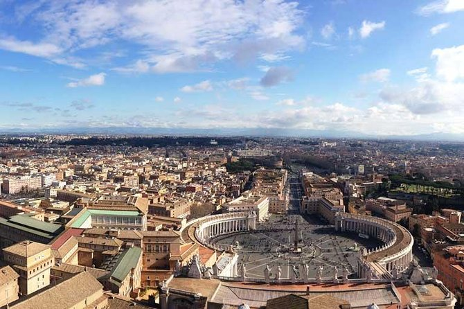 Ultimate St. Peter's Basilica Dome Climb and Tour with Papal Crypts photo 1