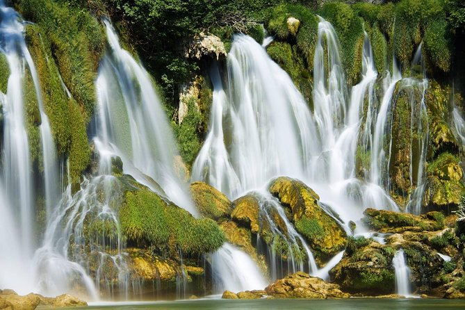 One day trip to Krka waterfalls