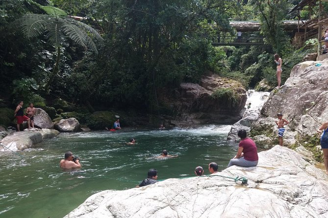 Tena - Misahualli - Laguna Azul - Malecon For Only 84.99 Usd