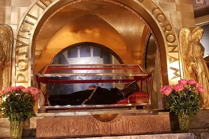 Saint Rita of Cascia Private Tour from Rome