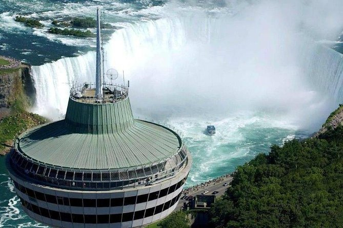 Toronto, Niagara Falls & 1000 Islands VIP 2–Day Trip From Ottawa