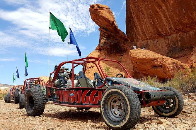 Valley of Fire ATV, UTV, or Dune Buggy Adventure