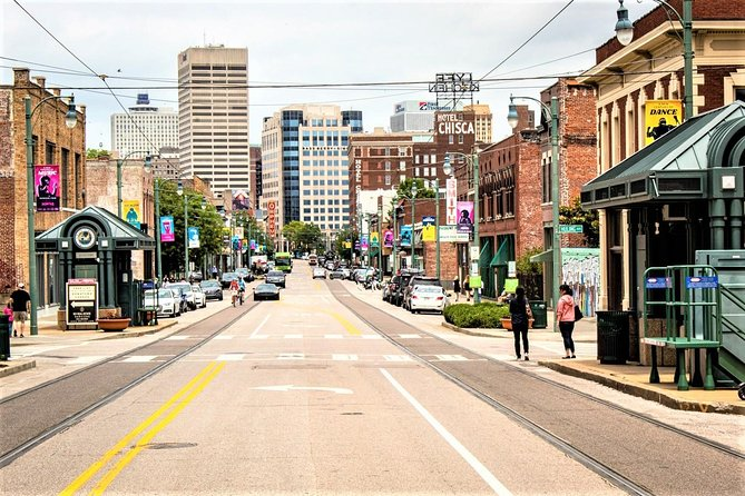 Memphis City Tour with Admission to One Memphis Attraction