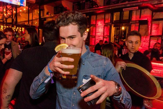 Generation Pub Crawl Budapest