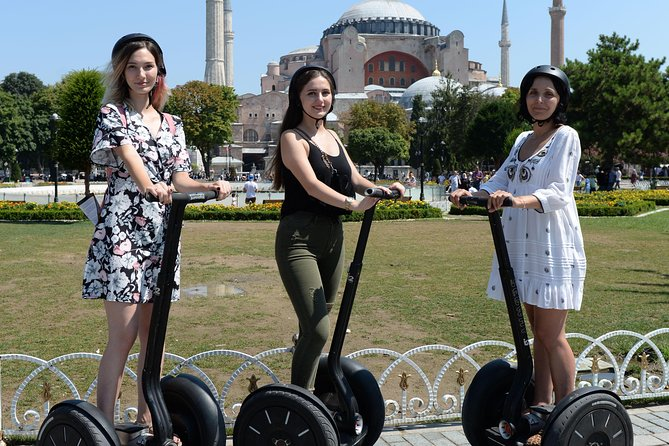 Segway Istanbul Old City Tour - Morning